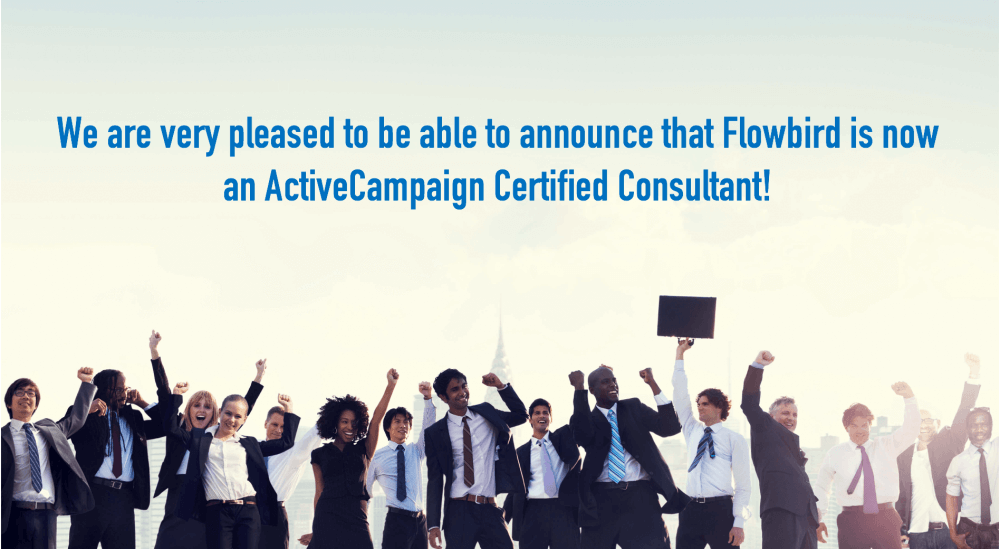 ActiveCampaign UK Certified Consultant