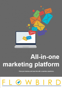 All in one marketing and CRM platform