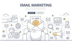 email marketing to nurture leads